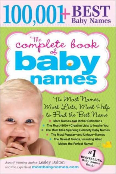 Is There A Wrong Way To Name A Child?